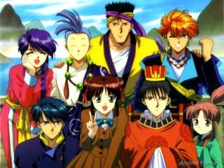 Fushigi Yuugi Characters