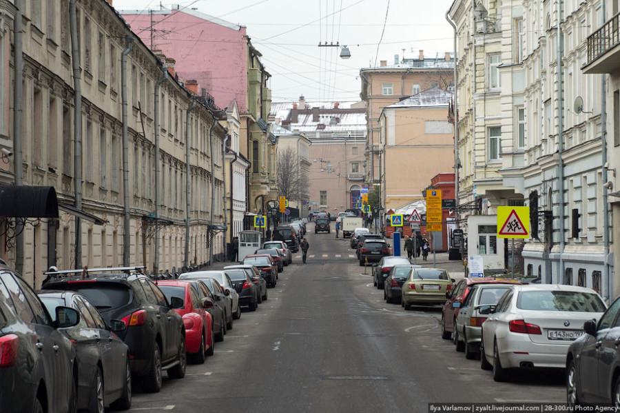 петровка_парковка