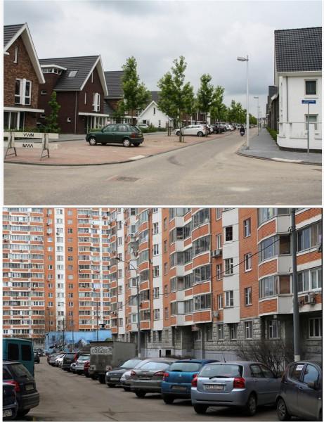 улицы-они разные
