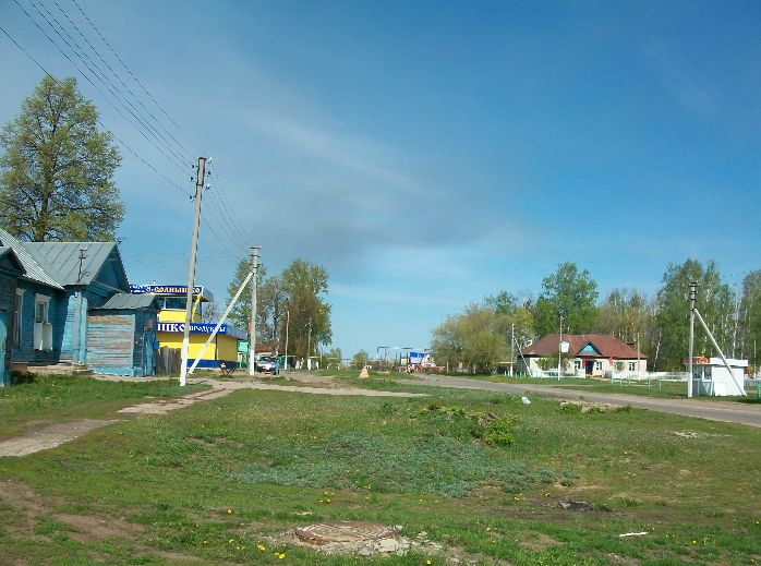 ДеревняВУльян