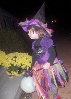 Halloween 2006 - Trick or Treating