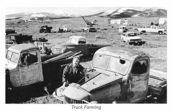 Truck farming