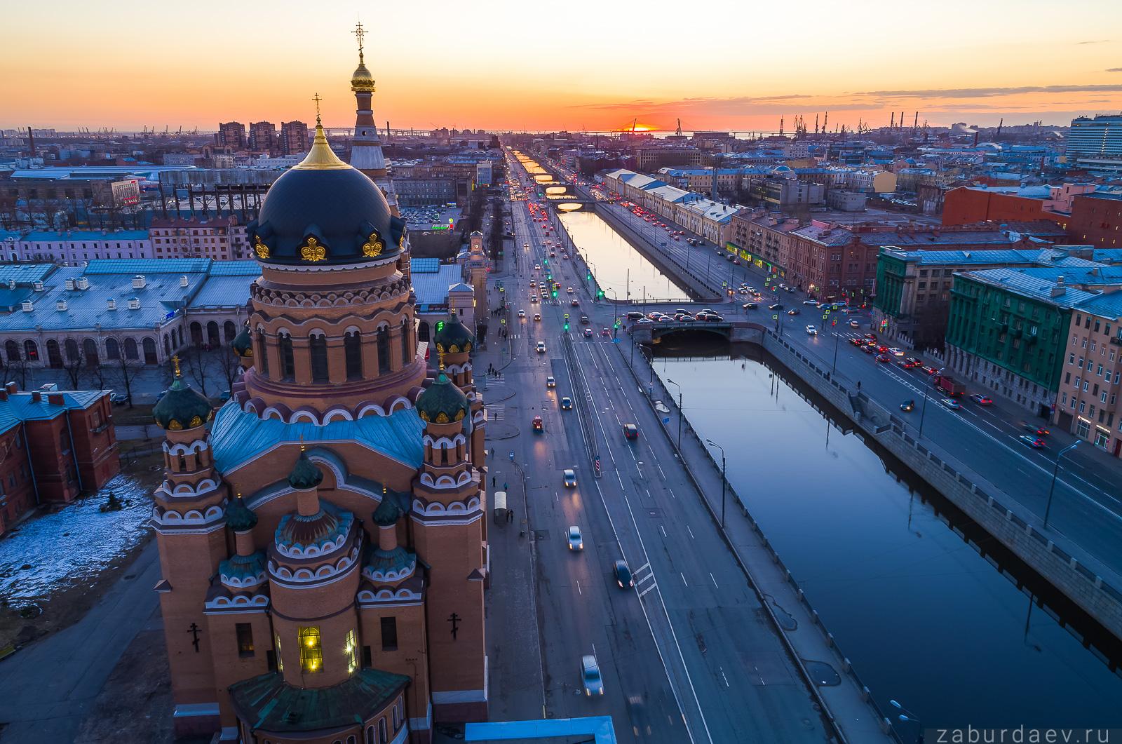 Храм Воскресения Христова у Варшавского вокзала