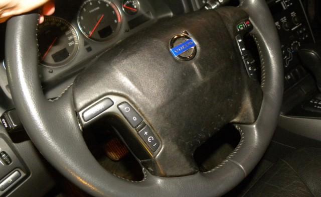 Ремонт подушек безопасности в руле