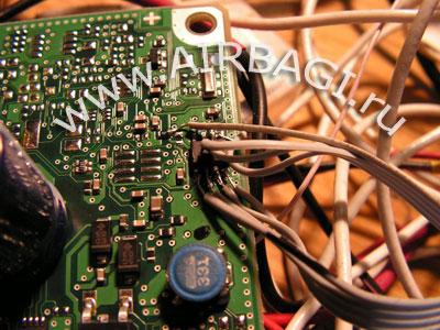 Прямое подключение к чипу ST95160