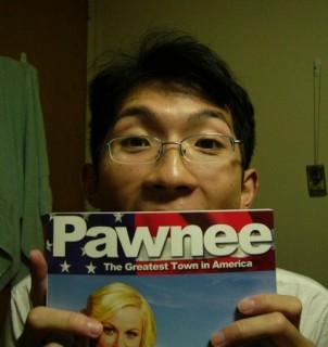 Me and Pawnee: The Greatest Town in America