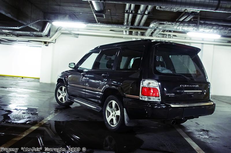 руководство Subaru Forester Sf5 - фото 9