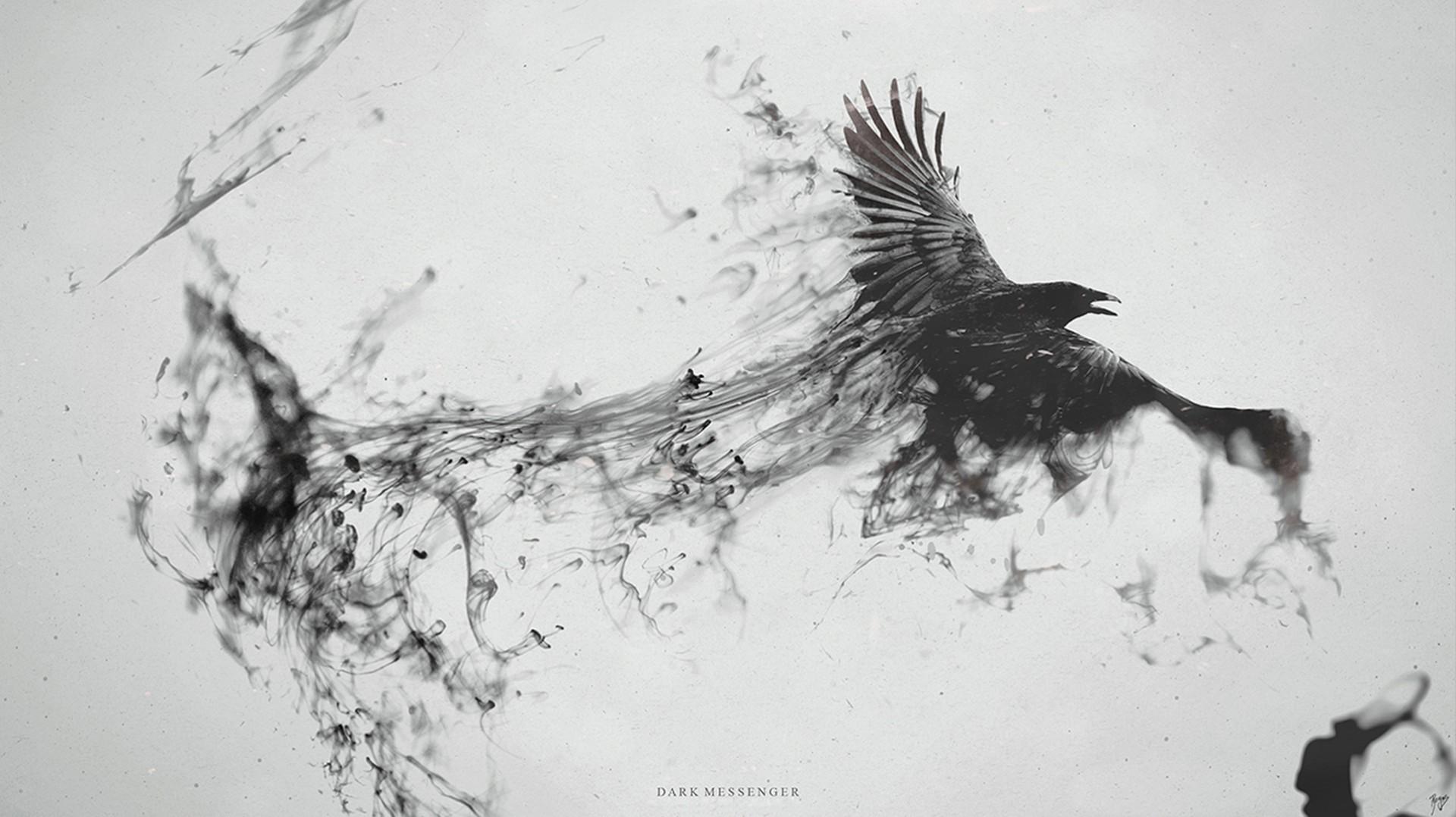 Ворона Роршаха