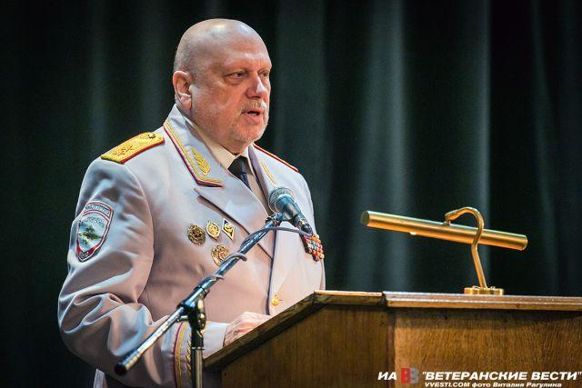 Генерал... Русский Генерал.