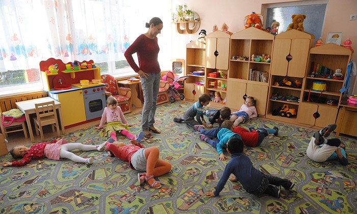 в каких случаях обновляют детские площадки в детском саду