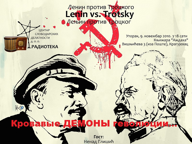 stalin vs trotsky essay