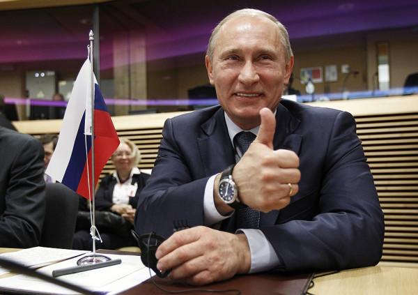 Путин как последний аргумент!