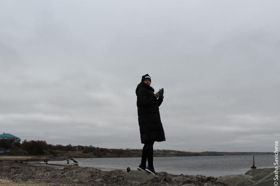 Краснодарский край: поселок Сенной