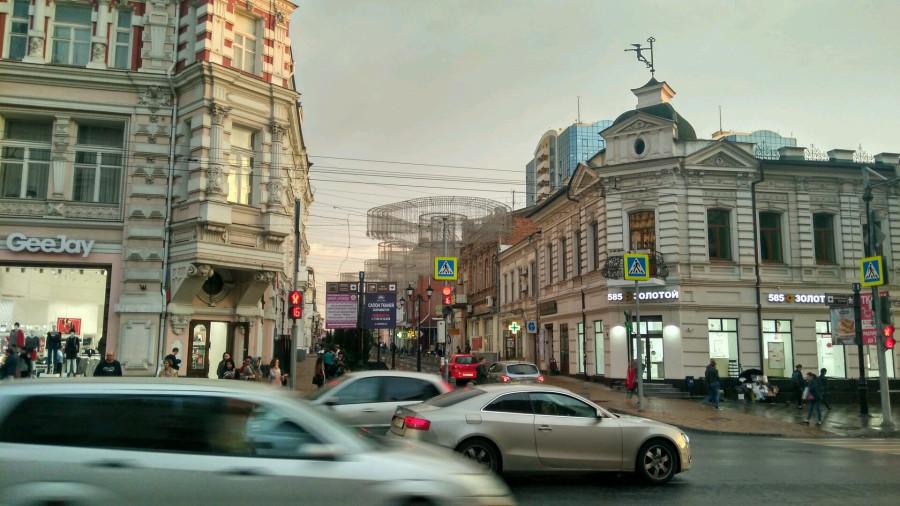 Минирования в Ростове