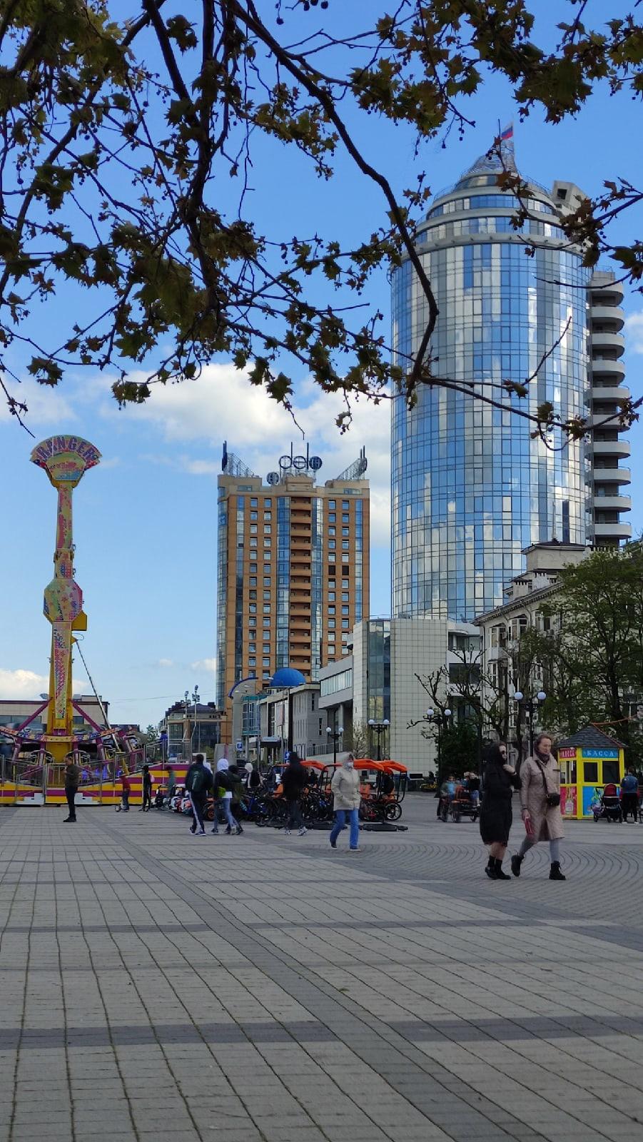 Зеленые набережные Новороссийска — фото
