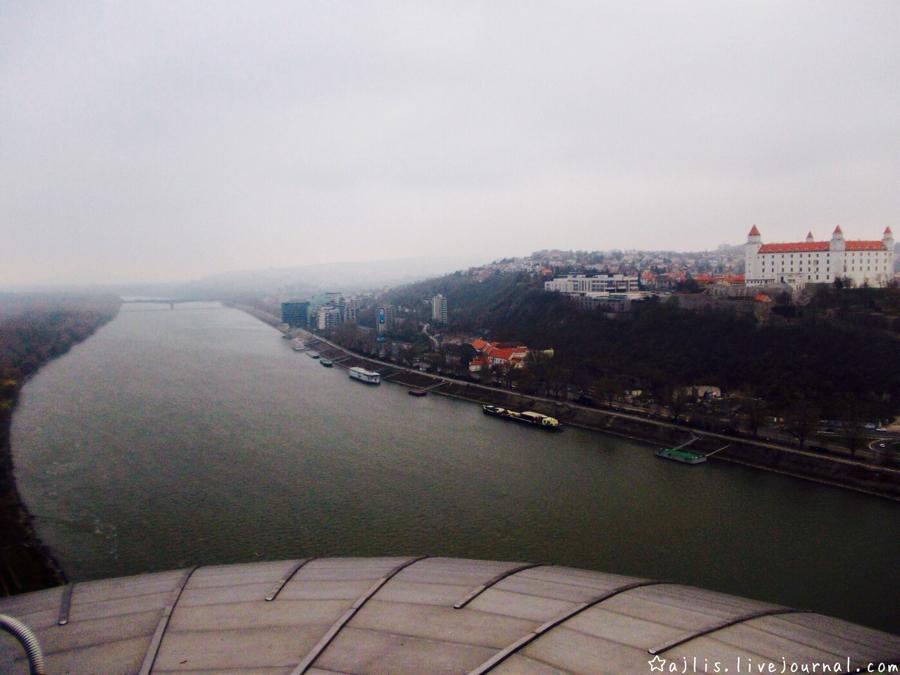 UFO в Братиславе Авторская Колонка Александра Савичева