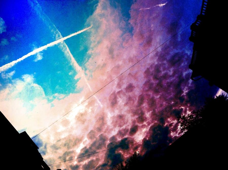 Смотрим в небо: суперлуние