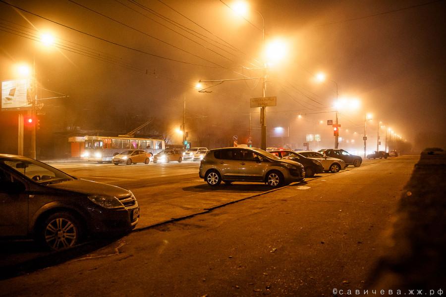 Вечерний Волгоград