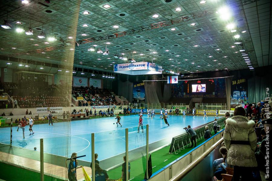 Ростов-Дон vs. Динамо-Синара