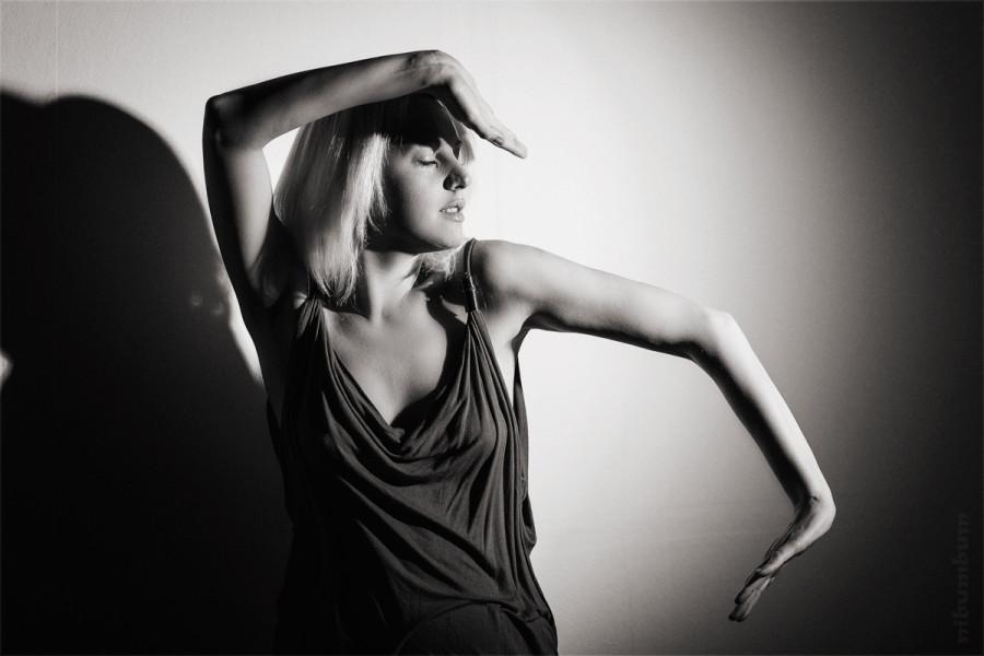 Саша Савичева, фотография от Жени Нибумбума