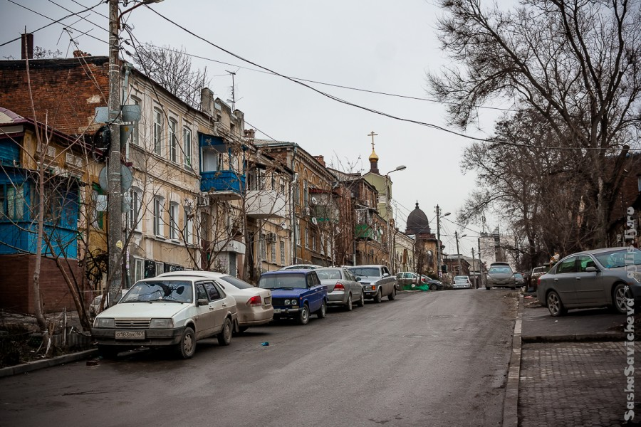Ростов-на-Дону, Береговая и окрестности