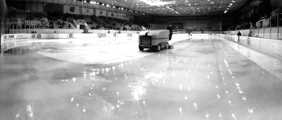 Хоккей: ХК Ростов уступил ЦСК ВВС в первом матче