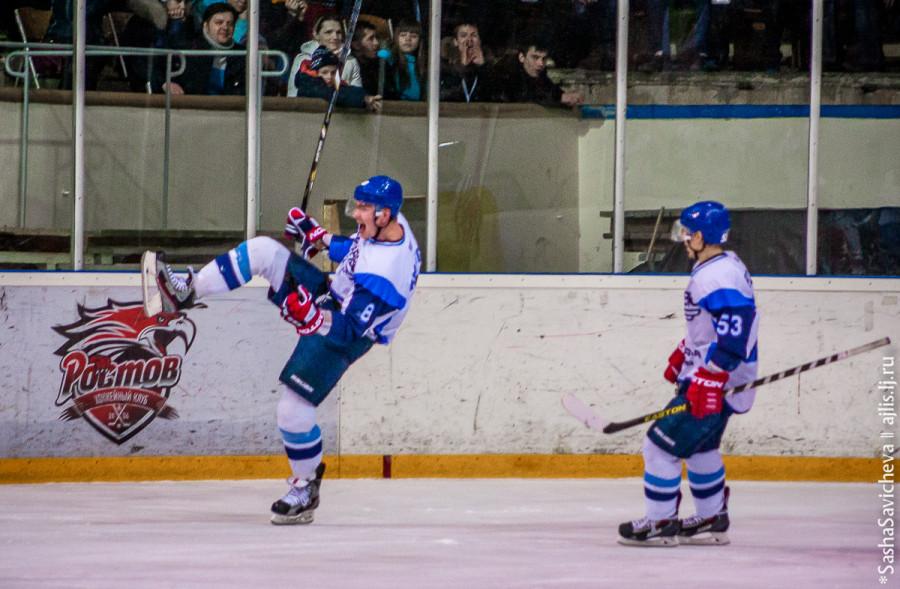 Хоккей: ХК Ростов - ЦСК ВВС, 15 февраля, фотоотчет