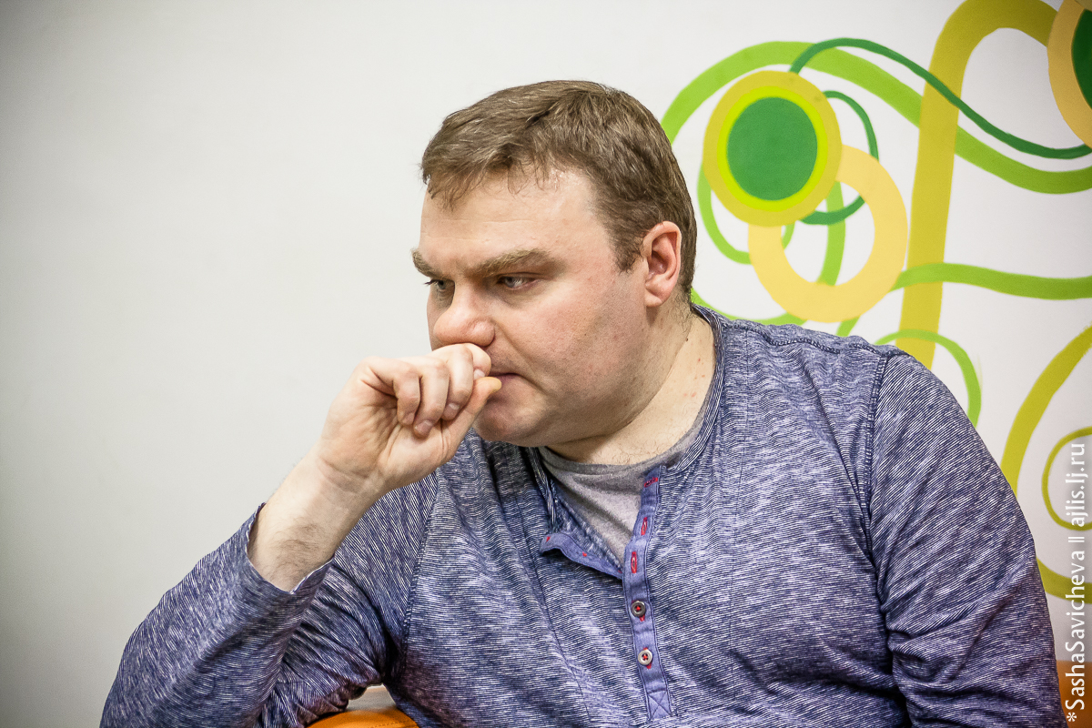 Александр Плющев в Ростове