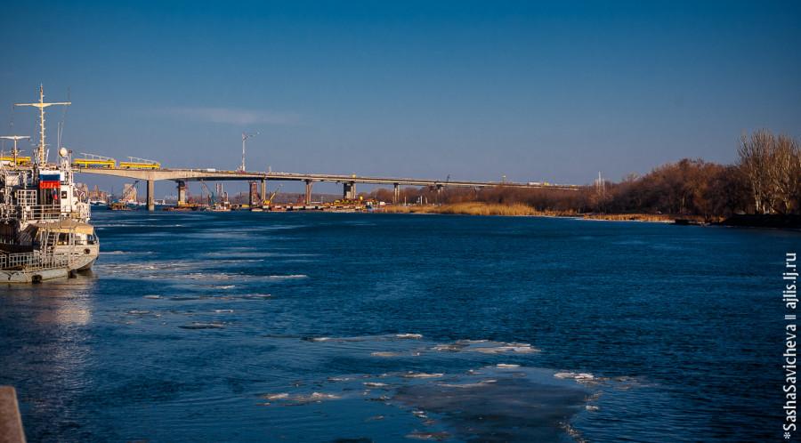 Река Дон, Ростов-на-Дону, фото Саши Савичевой