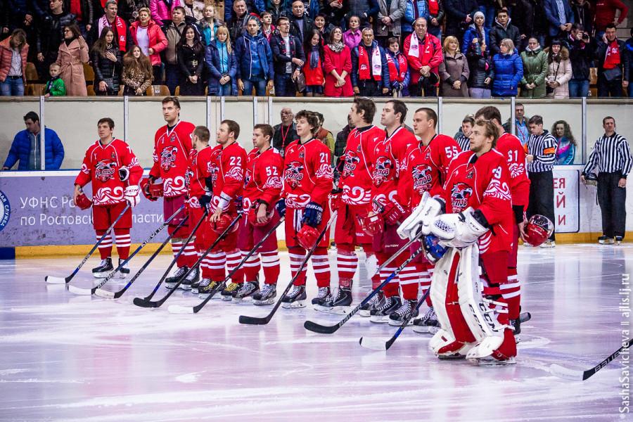 «Ростов» вышел в финал Российской Хоккейной Лиги