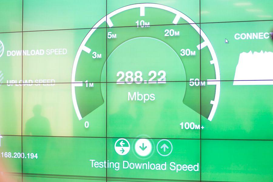 В погоне за высокими скоростями Мегафона