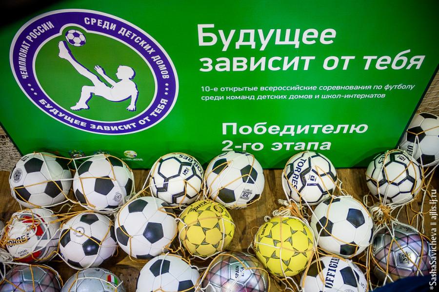МегаФон, футбол, Будущее зависит от тебя
