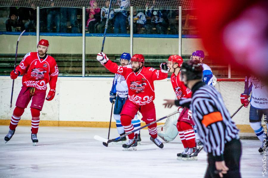 ХК Ростов - ЦСК ВВС, финал РХЛ, игра 2 (5 апреля 2015)