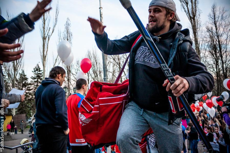 ХК  Ростов  - чемпион Российской Хоккейной Лиги