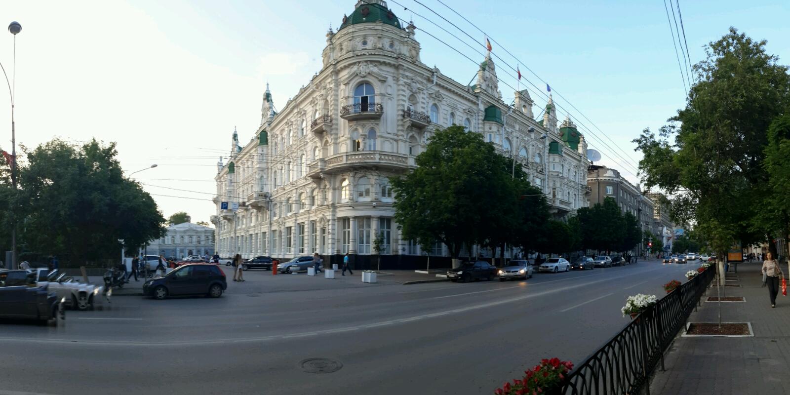 Ростов, мэрия