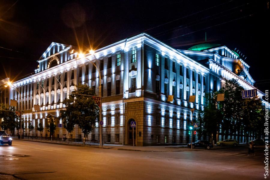 Вечерний Ростов-на-Дону
