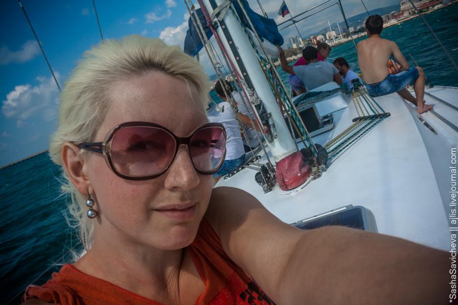 Яхтинг 80 lvl или О чем надо помнить, выходя на яхте в море