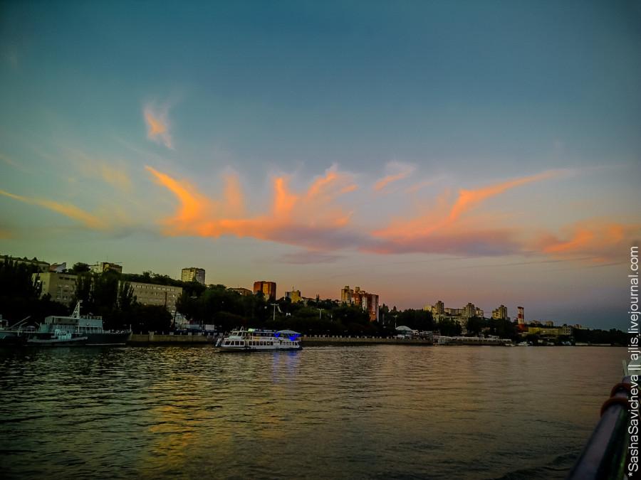 Ростов-на-Дону: прогулки по реке