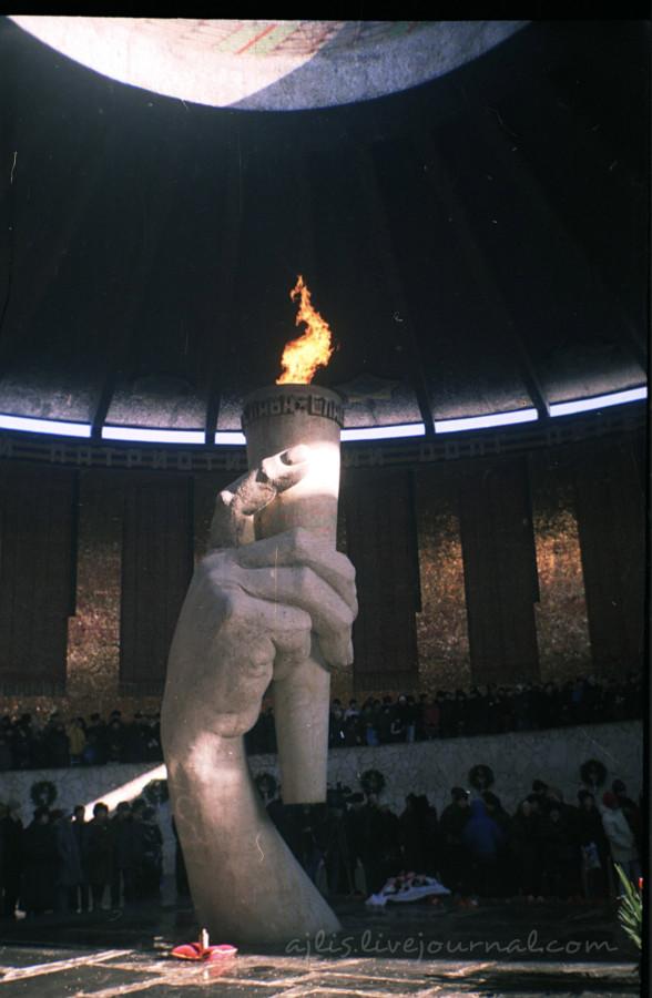 Я 13 лет назад. 2 февраля, Путин, Мамаев Курган
