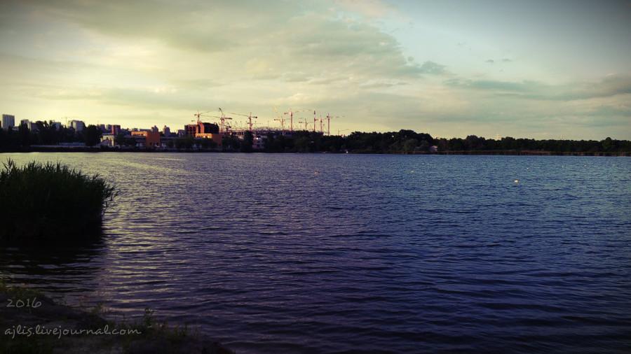 Гребной канал в Ростове