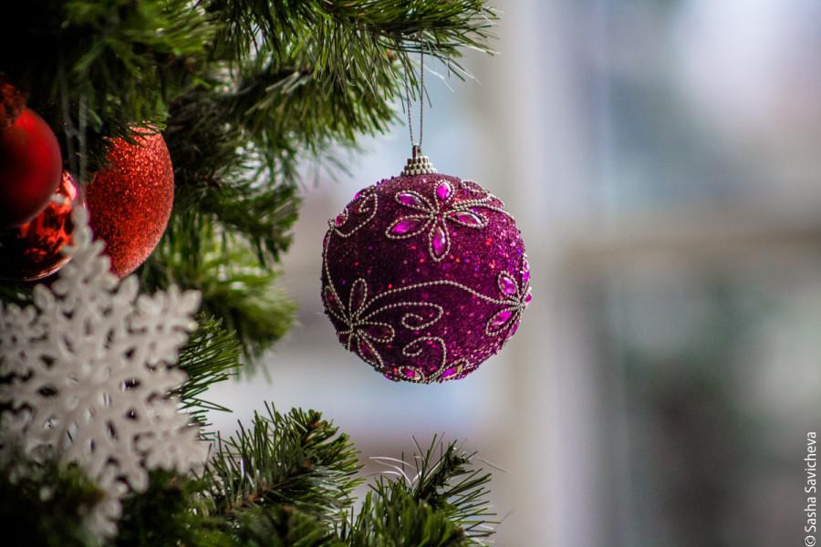 Новогодние картинки из Ростова