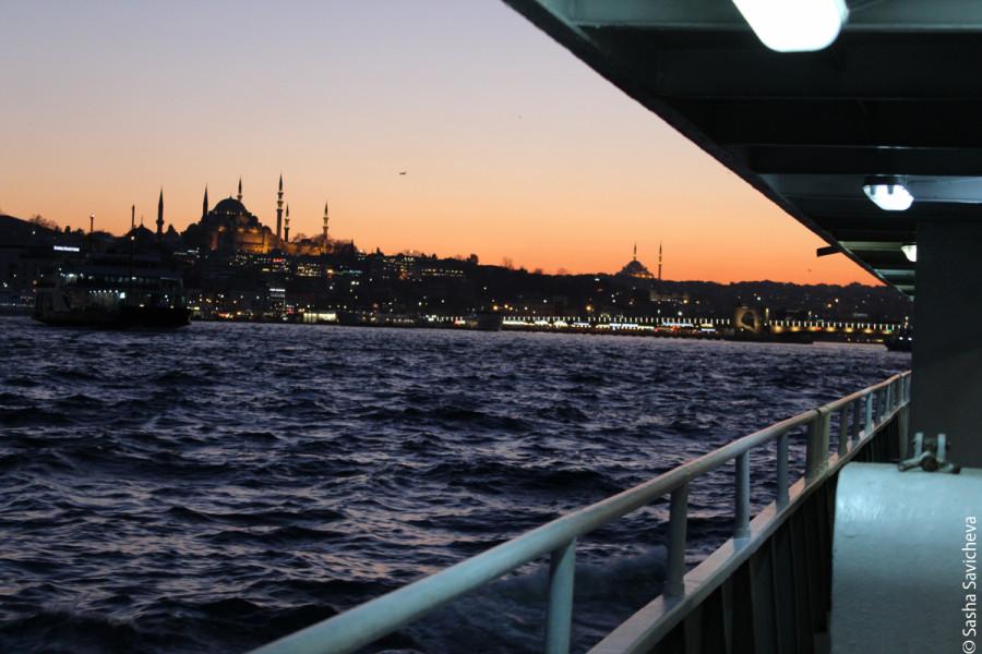 Стамбул: между Европой и Азией