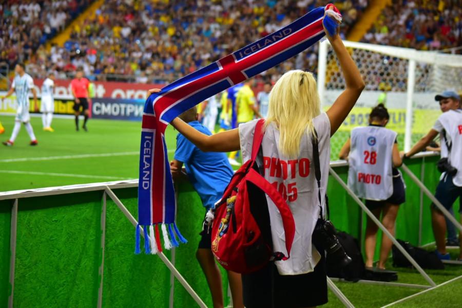 Про футбол, обещания и фартовый исландский шарф