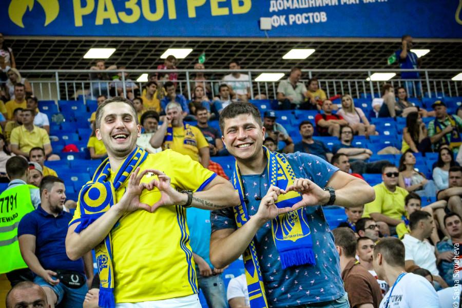 Ростов Ахмат РПЛ футбол фото Саша Савичева