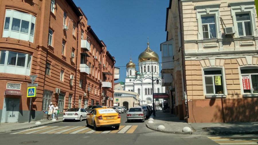 Прогулки по Ростову и неклассический Соборный