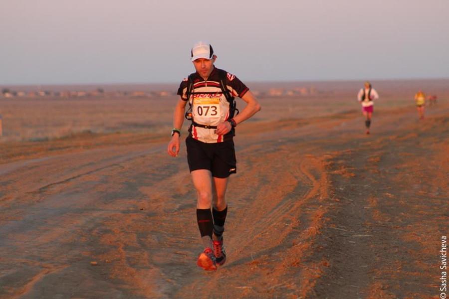 Elton Volgabus Ultra-Trail. Фото - Саша Савичева