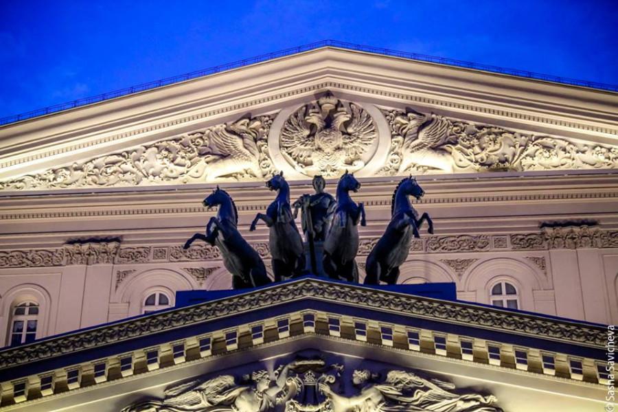 Вечерняя Москва. Июль 2018. Фото - Саша Савичева