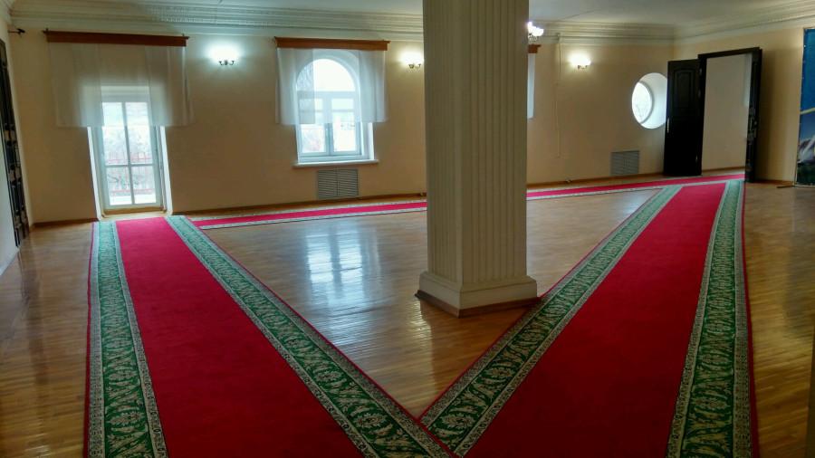 Мэрия Ростова-на-Дону изнутри. Фото - Саша Савичева