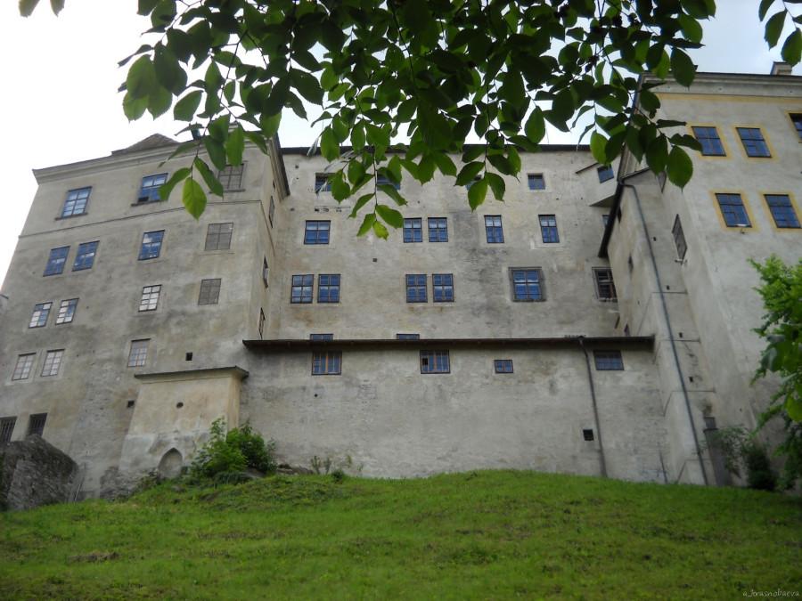DSCN3468 Замок с северной стороны