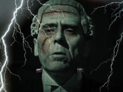Waverly Wig Frankenstein